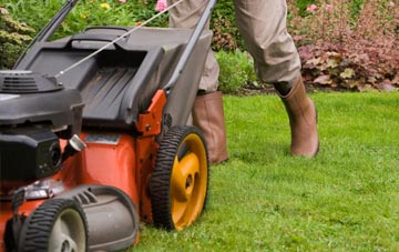 benefits of Powys lawn mowing