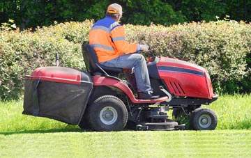 Powys lawn mowing costs